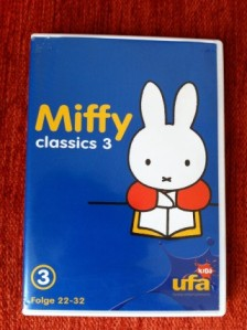 Miffy DVD