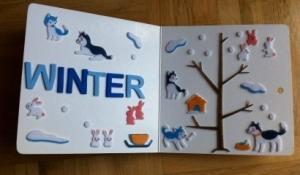 DIY Jahreszeiten Fühl Buch (1)