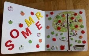 DIY Jahreszeiten Fühl Buch (4)