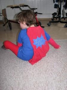 Superheld Verkleidung 2