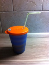 Tupperware Trinkbecher