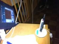 Videobabyphone Aufbau