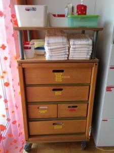 Organisation Pflegewagen (2)