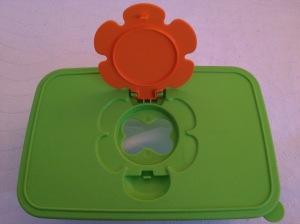 Tupper Feuchttücher Box (1)