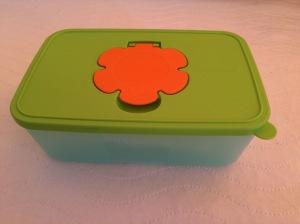 Tupper Feuchttücher Box (2)